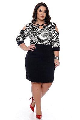 Blusa Plus Size Pavany