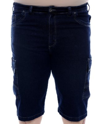 Bermuda Jeans Plus Size Roy