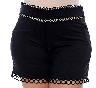 Shorts Plus Size Zulla