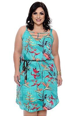 Vestido Plus Size Mailana