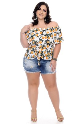 Shorts Jeans Plus Size Nyse