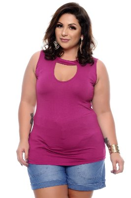 Regata Plus Size Gedih