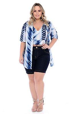 Bermuda Jeans Plus Size Chiara
