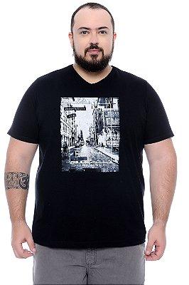 Camiseta Plus Size Kane