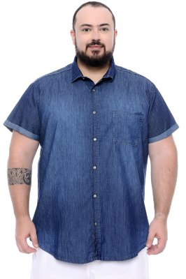 Camisa Plus Size Rafi