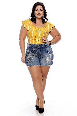 Blusa Plus Size Macarena