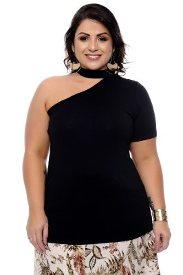 Blusa Plus Size Poliana