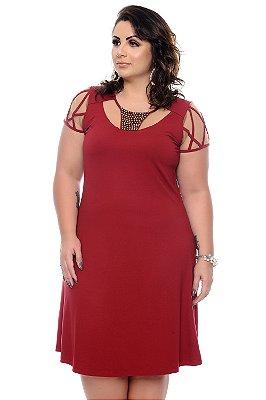 Vestido Plus Size Pandora