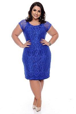 Vestido Plus Size Jasmim