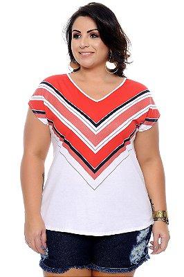Blusa Plus Size Aileen