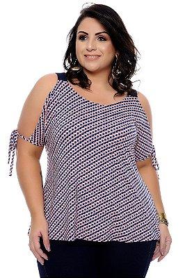 Blusa Plus Size Cibele