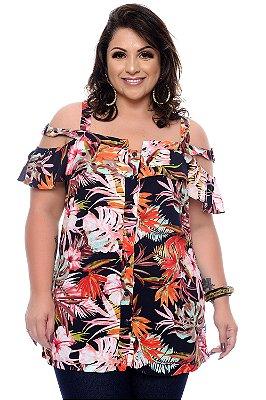 Blusa Plus Size Maruan