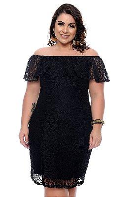 Vestido Plus Size Helena