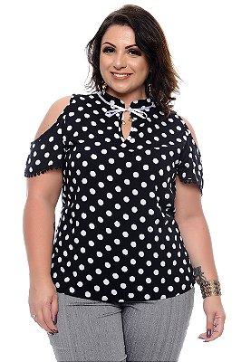 Blusa Plus Size Malila