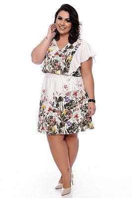 Vestido Plus Size Madey