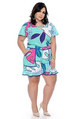 Blusa Plus Size Daline