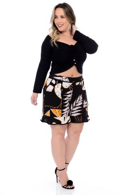 Shorts Plus Size Mosari