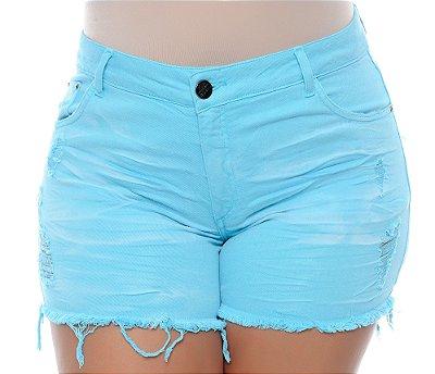 Shorts Plus Size Maydra