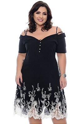 Vestido Plus Size Anelice