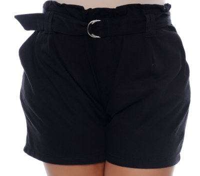 Shorts Sarja Plus Size Enyett