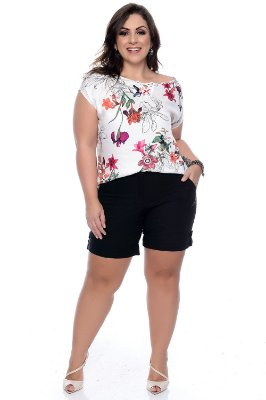 Blusa Plus Size Landy