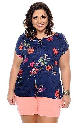 Blusa Plus Size Simeia