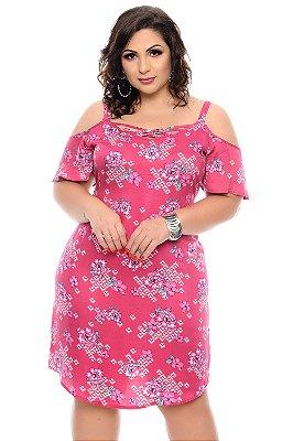 Vestido Plus Size Leicy