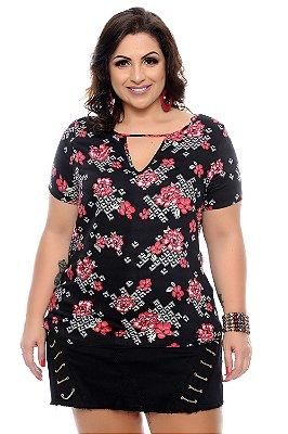 Blusa Plus Size Janara