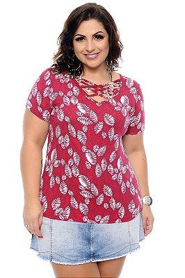 Blusa Plus Size Sigales