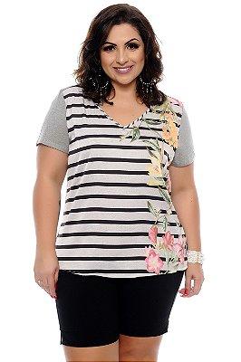 Blusa Plus Size Soryan