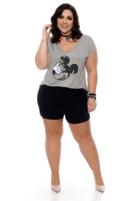 Blusa Plus Size Hands