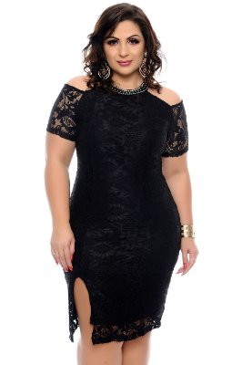 Vestido Plus Size Millie