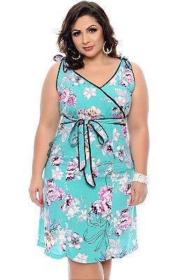 Vestido Plus Size Nayra