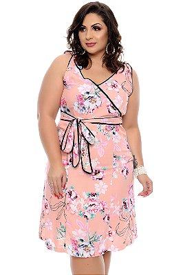 Vestido Plus Size Alanya