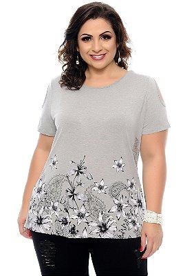 Blusa Plus Size Kaunay