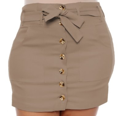 Shorts Saia Plus Size Sther