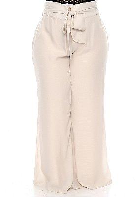 Calça Pantalona Plus Size Nylla