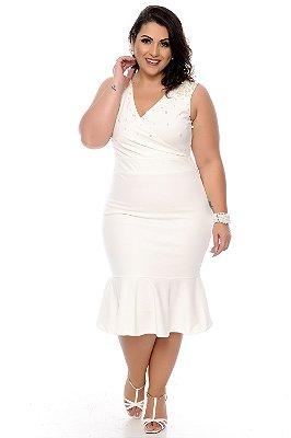 Vestido Plus Size Noelly