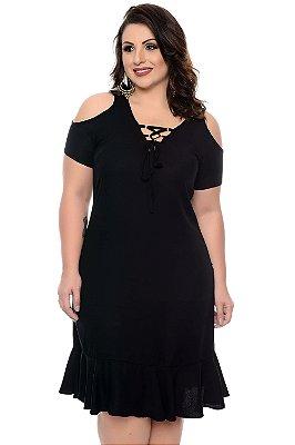 Vestido Plus Size Miranei
