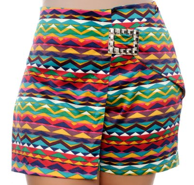 Shorts Saia Plus Size Annides