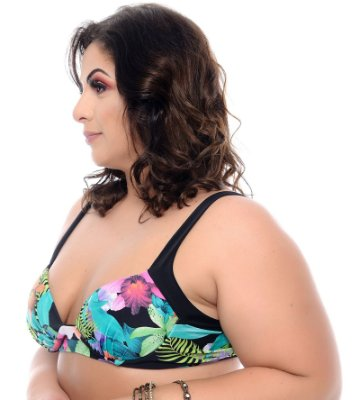 Top Avulso Plus Size Kabira