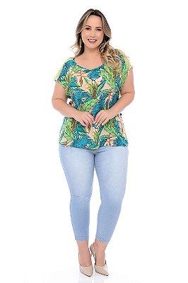 Blusa Plus Size Kalika