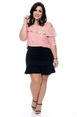 Blusa Plus Size Kalline