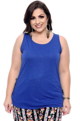 Blusa Plus Size Saysa