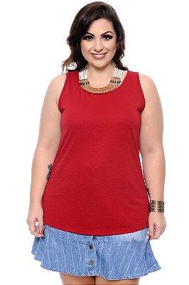 Blusa Plus Size Dheza
