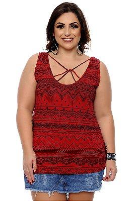 Blusa Plus Size Selyta