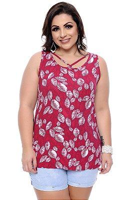 Blusa Plus Size Nesyah