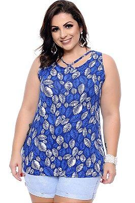 Blusa Plus Size Heve