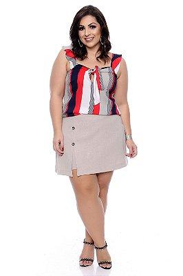 Blusa Plus Size Rhaay