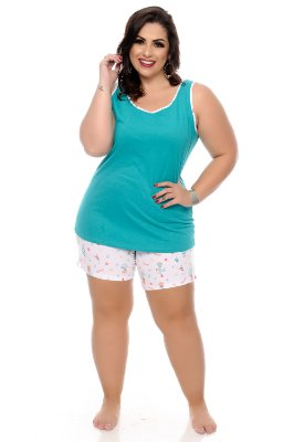 Pijama Plus Size Neddy